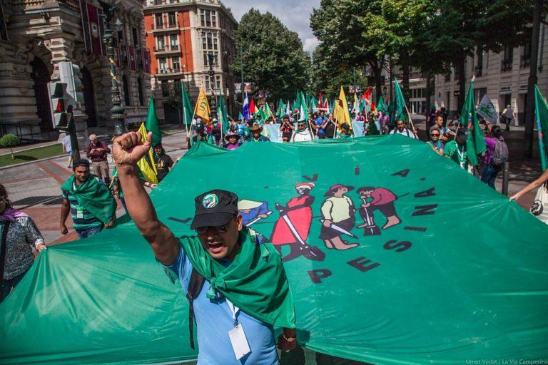 """Via Campesina na ONU: """"é urgente colocar os direitos humanos e a natureza antes do lucro"""""""