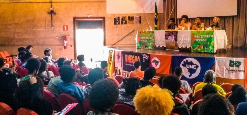 Em MG, FBP afirma a defesa da vida da população negra em suas lutas