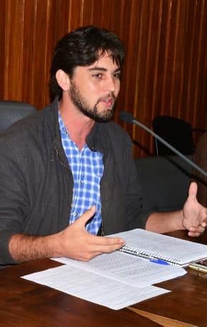 Matheus Gringo, além de economista, é militante do MST. Foto_Acervo pessoal.jpeg