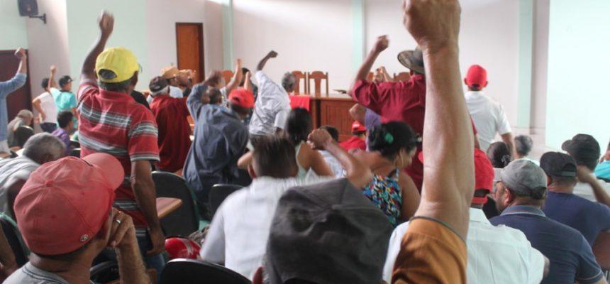 Em nota, famílias Sem Terra pedem saída de superintendente do INCRA Marabá