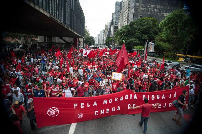 Movimentos de moradia convocam jornada nacional de luta