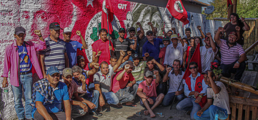 Do acampamento Maila Sabrina para a Vigília Lula Livre: por terra e liberdade