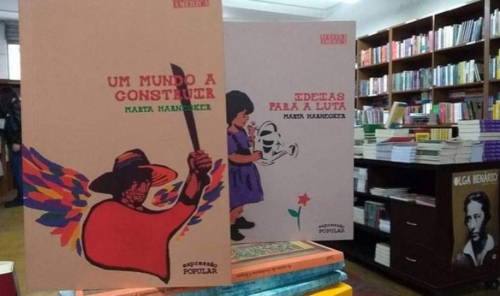 Ação Literária da Expressão Popular ocupa o Armazém do Campo-SP