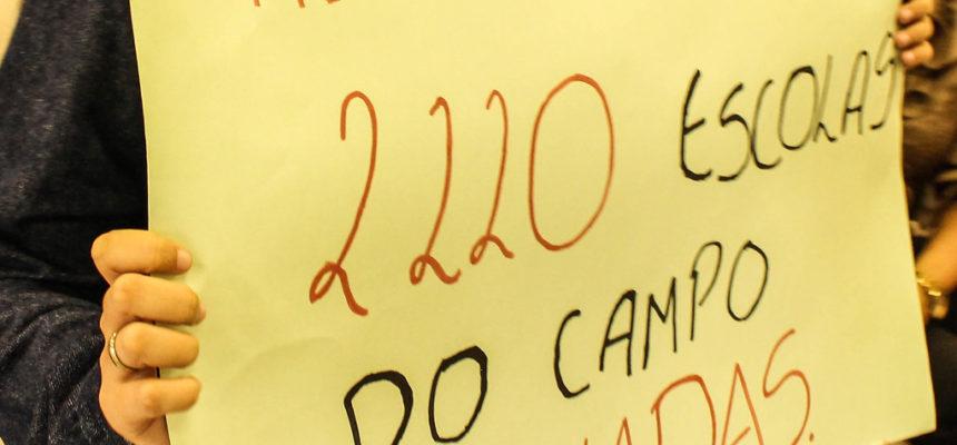 Porto Alegre sedia debate sobre educação pública e de qualidade no campo