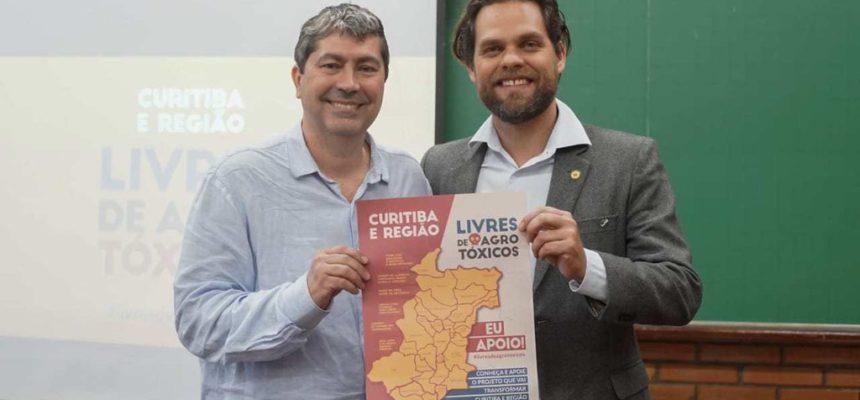 Experiências na luta contra agrotóxicos são tema de simpósio em Curitiba