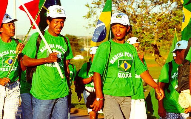 A marcha da ousadia popular completa 20 anos