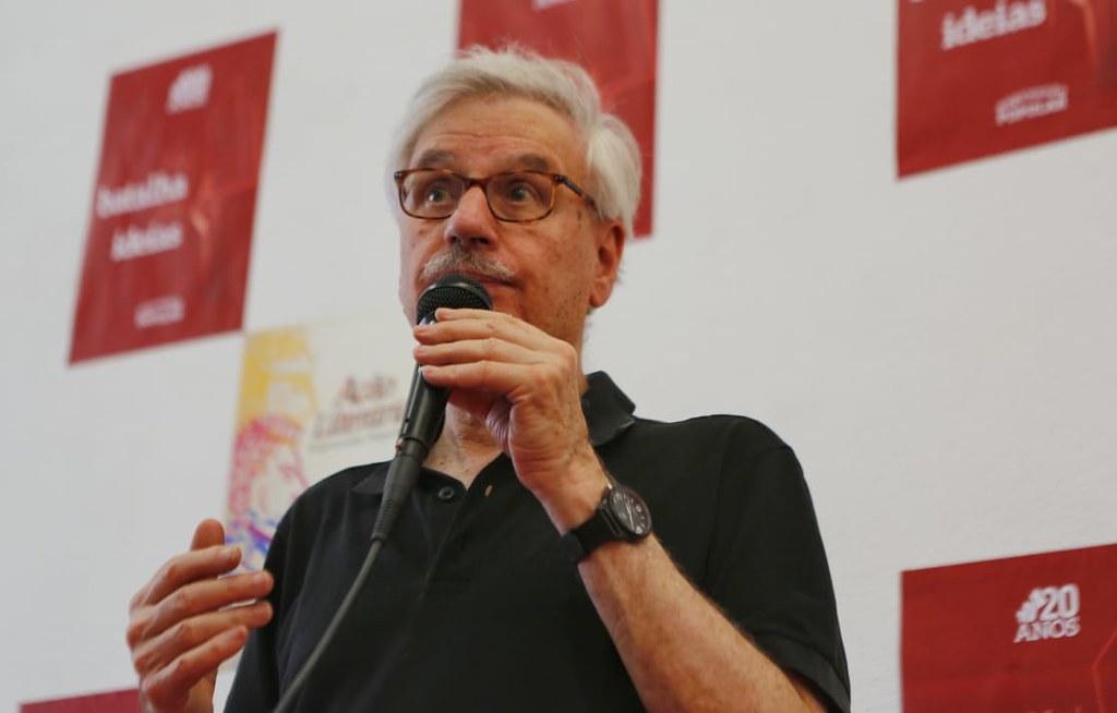 Löwy é um dos primeiros autores da Expressão Popular. Foto_Claudio Kbene.jpg