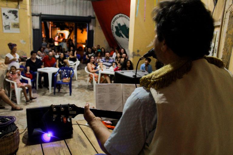 Ação literária marca cultura da resistência em Belo Horizonte
