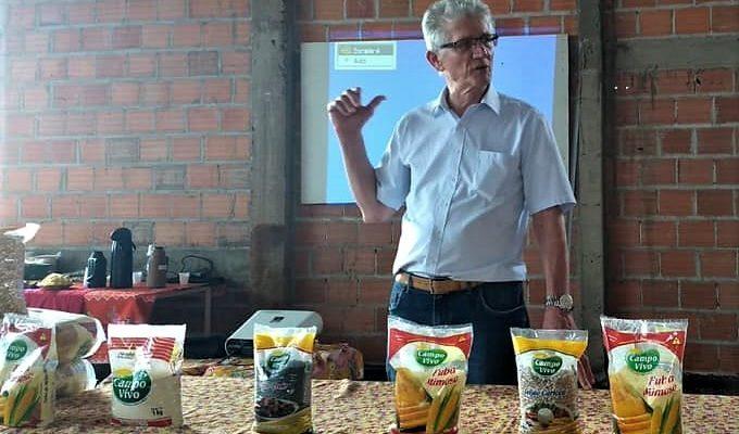 No Paraná, assentamento Eli Vive recebe a visita do secretário de agricultura e abastecimento