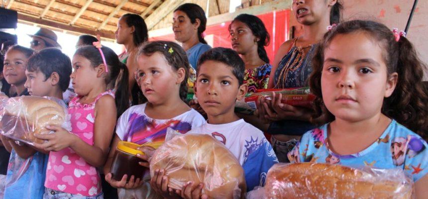 Lideranças religiosas e políticas se unem em apoio ao acampamento Maila Sabrina, do Paraná