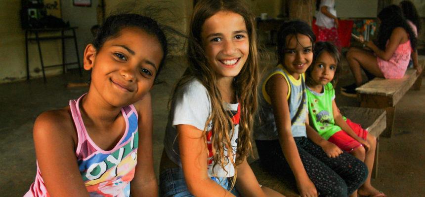 Encontro regional Sem Terrinha reúne 80 crianças em MG