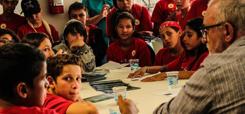 Participação e protagonismo das crianças marcam XIII Encontro dos Sem Terrinha do PR