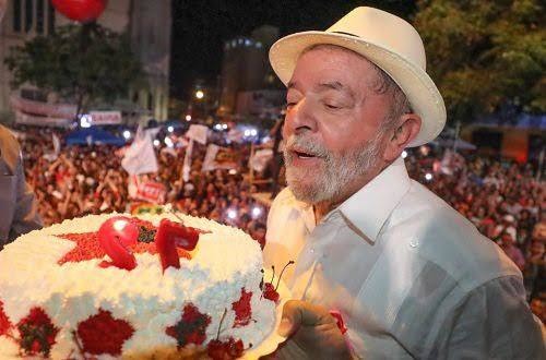 Com atividades em todo o país, apoiadores de Lula  exigem sua liberdade