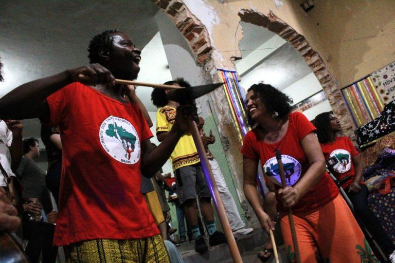 Escola de Arte da Região Sudeste rega a cultura para qualificar a luta