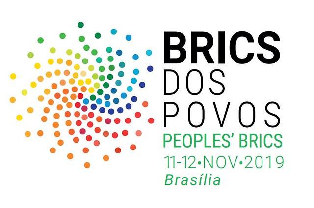 """Brasil receberá o """"Brics dos Povos"""" em novembro"""
