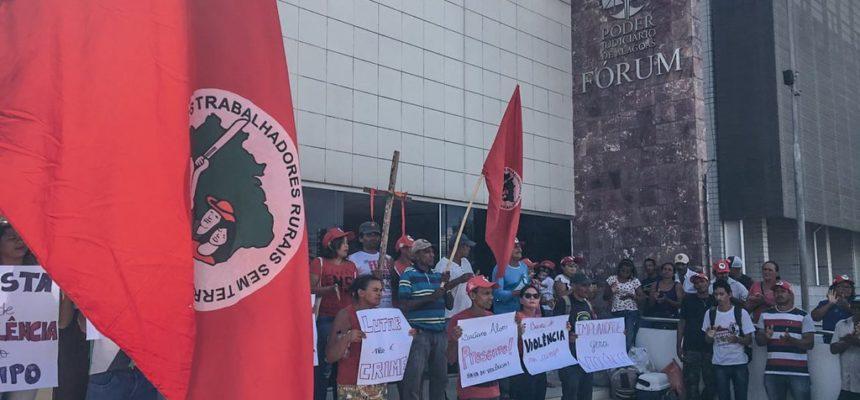 Em Alagoas, júri de assassinato de Sem Terra condena executor e absolve os dois mandantes do crime