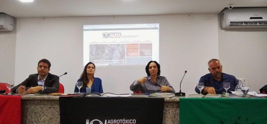 Seminário discute Agrotóxicos, Políticas Públicas e Legislação em Brasília