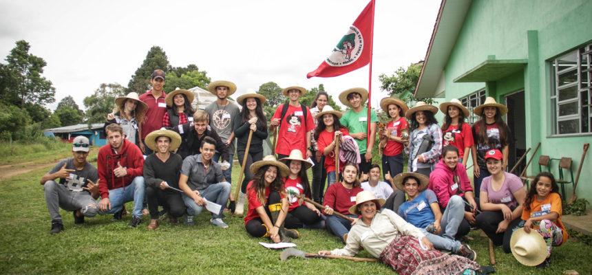 Escola do MST comemora 30 anos em Santa Catarina