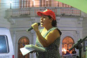 'Travamos uma batalha contra os agrotóxicos e a criminalização do movimento'