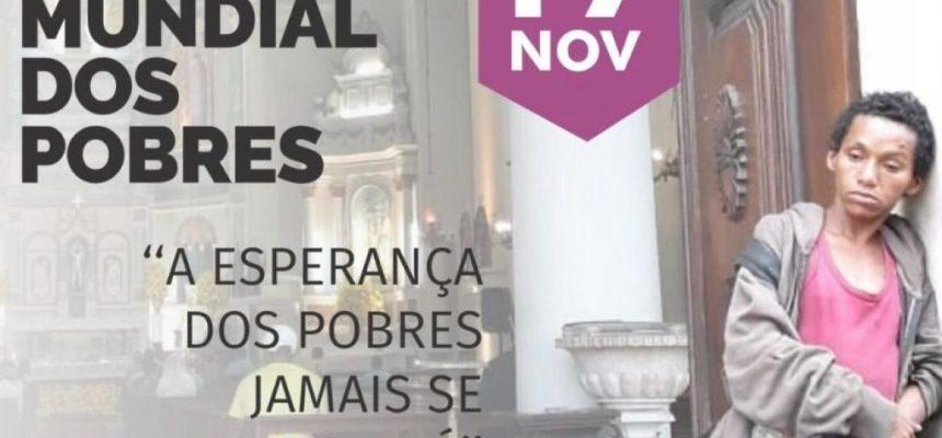 CNBB, Pastorais Sociais e Cáritas Brasileiras realizam roda de conversa no Dia Mundial dos Pobres