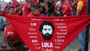 Lula recebe visita de João Paulo Rodrigues e Paulo Okamotto nesta quinta-feira (7)