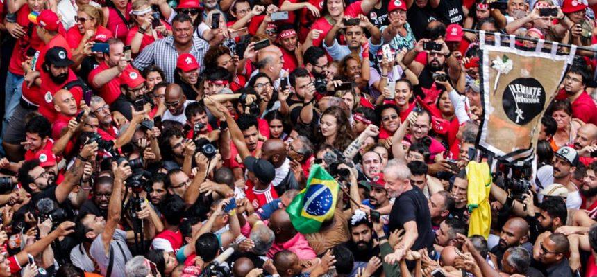 Em discurso histórico, Lula fala sobre luta, esperança e perspectivas para o país