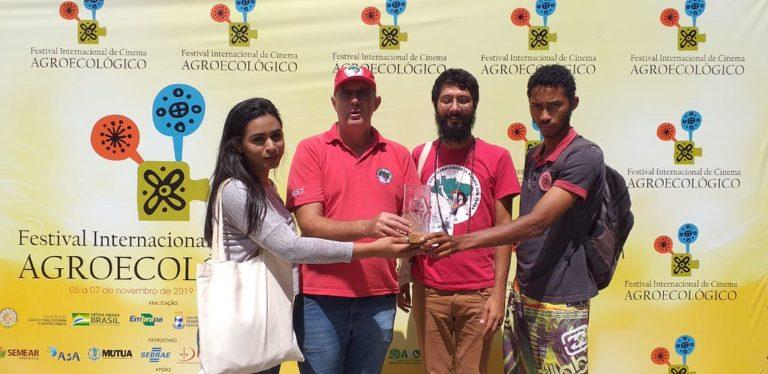 O MST no XI Congresso Brasileiro de Agroecologia