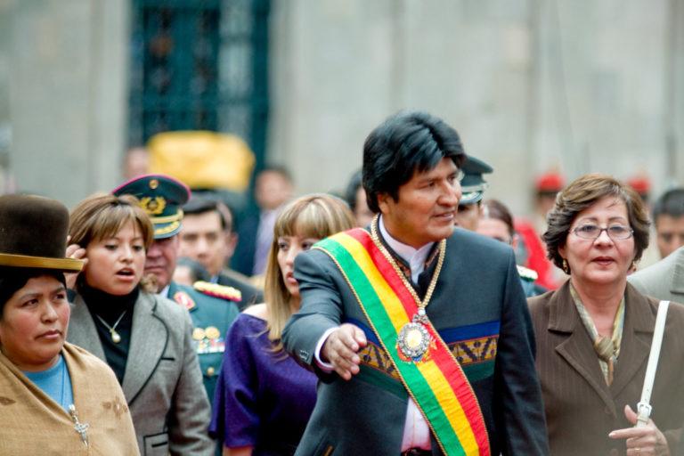 Mais um golpe de Estado na Agenda Imperialista: O neofascismo se impôs na Bolívia