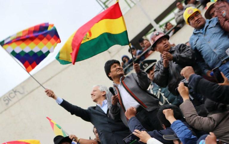 MST rechaça golpe na Bolívia