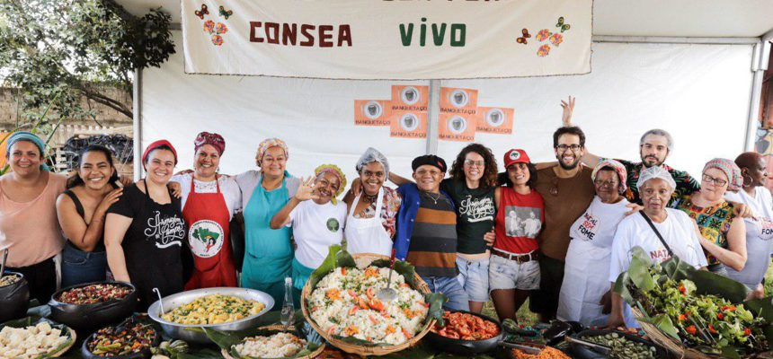 Festival Comida de Verdade ocupa a Zona Leste de São Paulo com arte e alimentos saudáveis