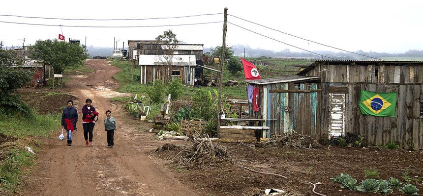 Ocupação com produção 100% agroecológica deve virar assentamento no PR