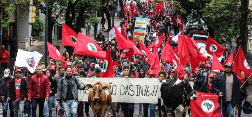 Produtores gaúchos reforçam pedido ao governo para anular normativas do leite