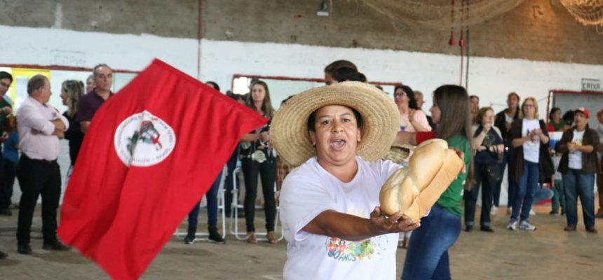 Assentados do MST celebram 30 anos dos assentamentos na região da Campanha do RS