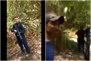 Atuação ilegal de policiais militares contra sem-terras na fazenda Surubim, no Pará