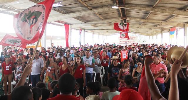 32º Encontro Estadual do MST Ceará acontece de 15 a 18, no Assentamento 25 de Maio