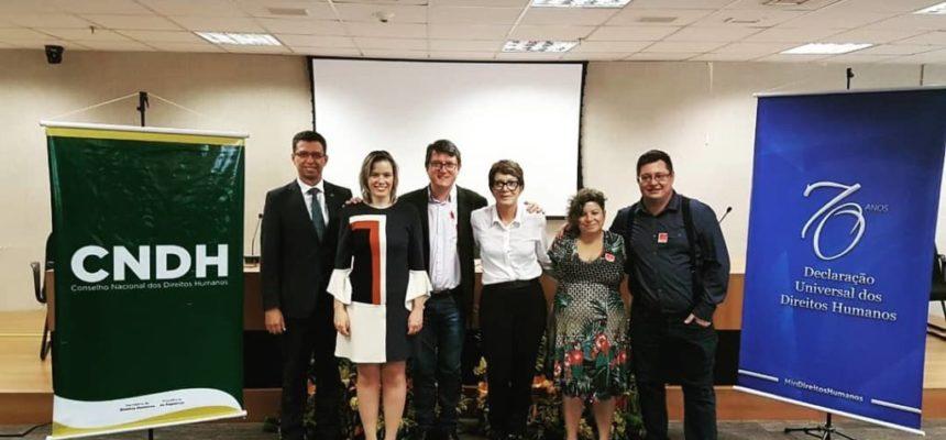 A política anti-direitos humanos de Bolsonaro