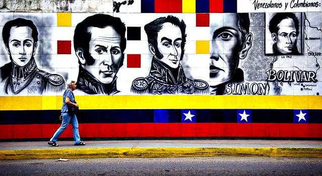 O legado de Simón Bolívar na América Latina de hoje