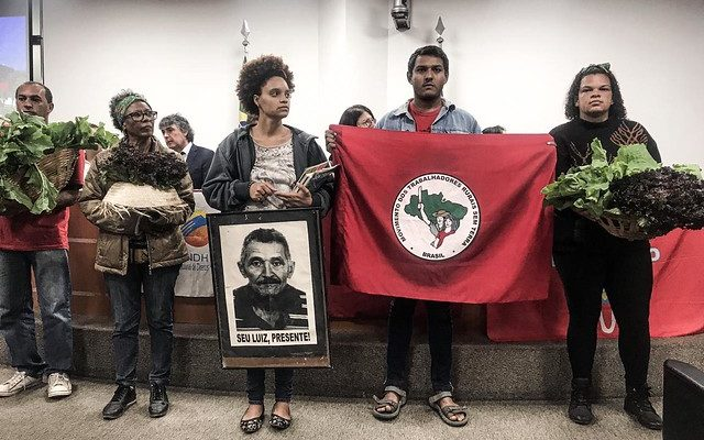 Militante do MST assassinado em Valinhos (SP) é homenageado pela Alesp