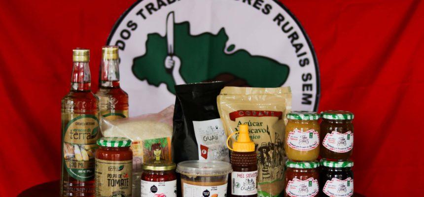 MST de Minas Gerais vai entregar mais de 2 mil Cestas de Natal em 2019