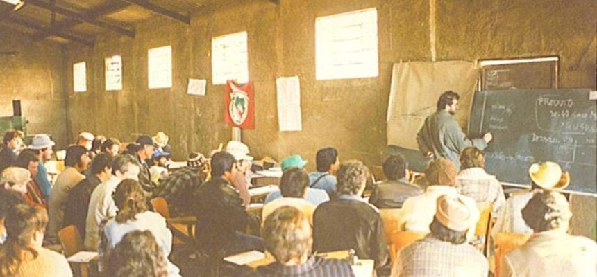 MST comemora 30 anos de luta na região da Campanha (RS)