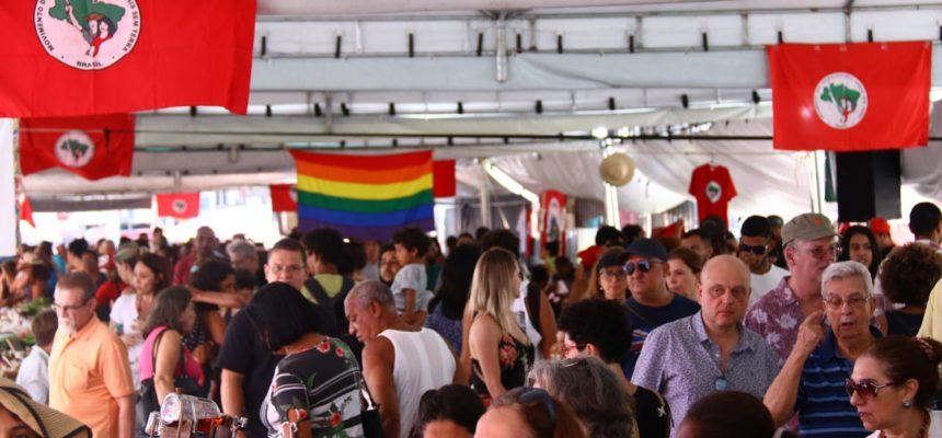 MST realiza Feira Estadual da Reforma Agrária no Rio de Janeiro