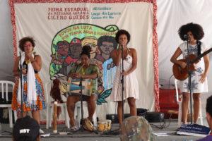 Feira da Reforma Agrária Cícero Guedes necessita de solidariedade da população