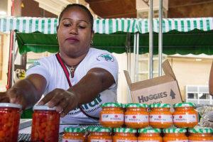 Freguesia poderá conferir produtos vindos dos assentamentos da reforma agrária / MST