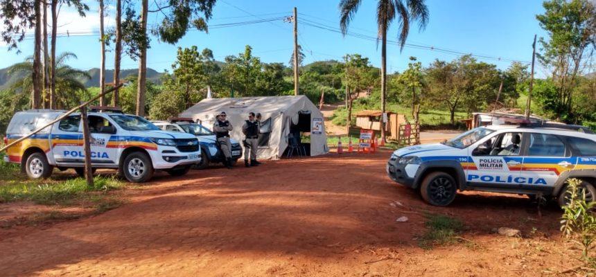 Famílias Sem Terra resistem e PM deixa acampamentos após 42 horas de terror, em MG