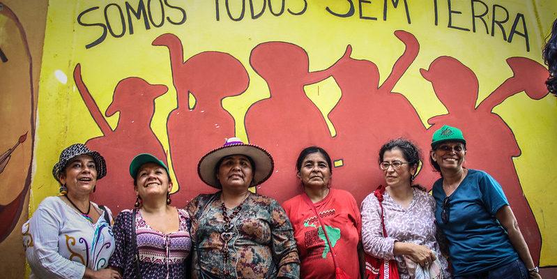 Mulheres Sem Terra realizam campanha de financiamento coletivo