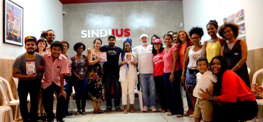 """MST realiza atividade sobre """"Experiências de Gênero em África: os casos da Zâmbia e Angola"""", em SE"""
