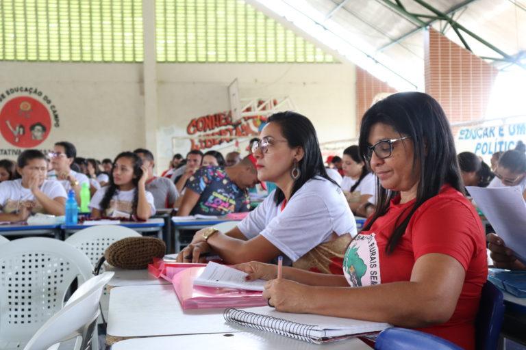 MST Semana Pedagógica Educação do Campo Ceará