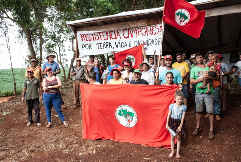 MST Paraná Vigília