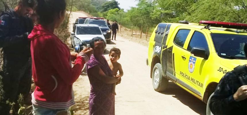 Polícia Militar ameaça famílias Sem Terra acampadas em Pão de Açúcar (AL)