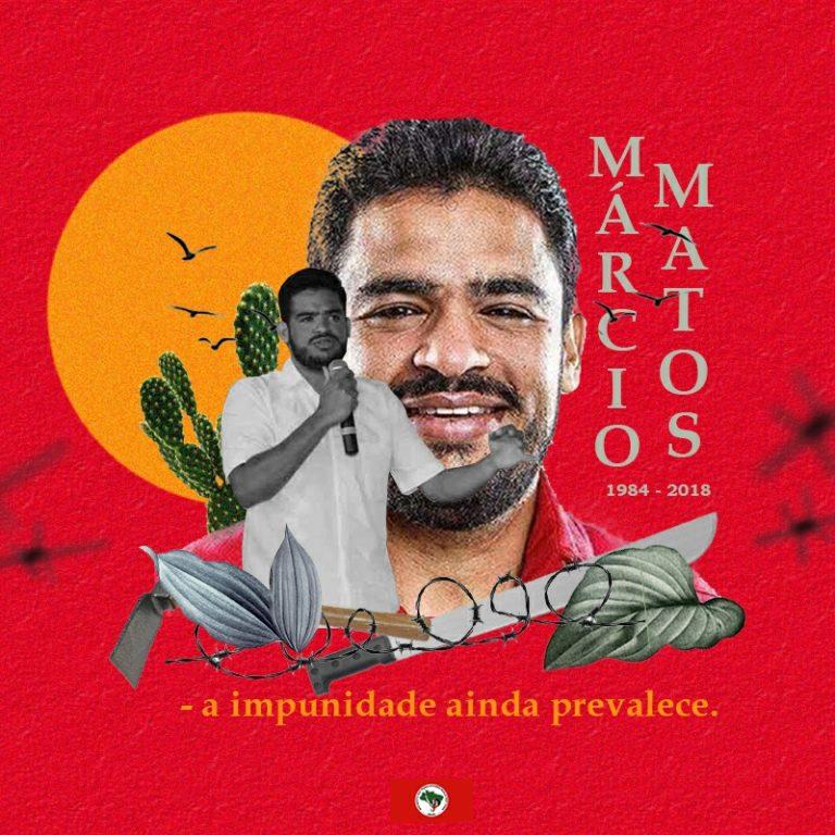 Márcio Matos MST Bahia